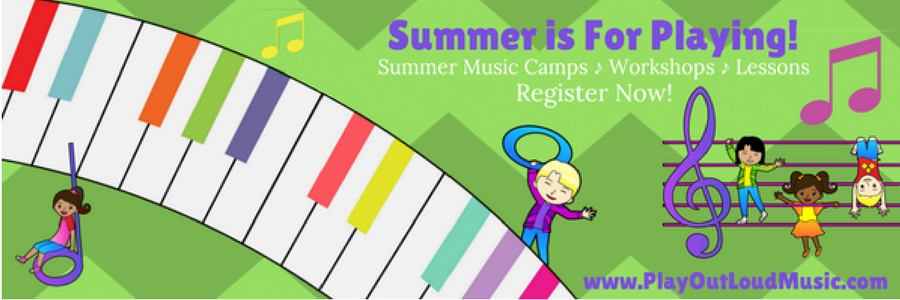 Play Out Loud- Piano Workshops and Summer Camps- Corpus Christi
