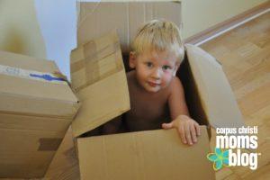 Moving with Small Children- Corpus Christi Moms Blog
