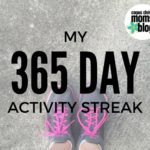 My 365 Day Activity Streak