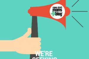 Be a MOMbassador - Corpus Christi Moms Blog