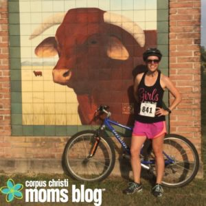 Bike Ride - 365 Day Activity Streak - Corpus Christi Moms Blog