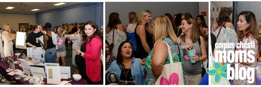 Attendees- Bloom Event for New and Expecting Moms- Corpus Christi Moms Blog