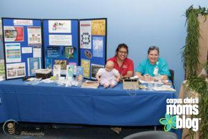 Driscoll Children's Hospital Lactation Consultants- Corpus Christi Moms Blog Bloom Event for New and Expecting Moms