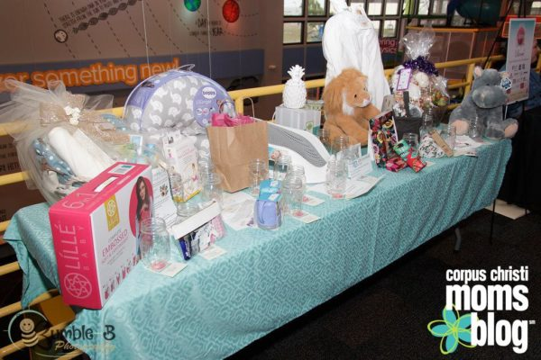 Giveaways- Corpus Christi Moms Blog Bloom Event for New and Expecting Moms