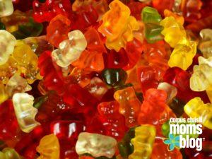 Gummy bears- Corpus Christi Moms Blog