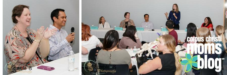 Expert Panel- Bloom Event for New and Expecting Moms- Corpus Christi Moms Blog