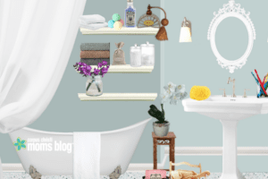 Bathroom Essentials- Postpardem- Corpus Christi Moms Blog