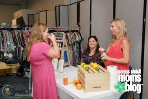 The Vine Juice Company- Corpus Christi Moms Blog Bloom Event for New and Expecting Moms