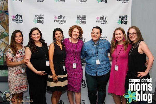 Event Team- Corpus Christi Moms Blog Bloom Event