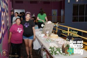 Short Cakes Cookies and Cakes- Corpus Christi Moms Blog Bloom Event for New and Expecting Moms