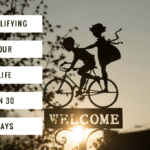 Simplifying Our Life in 30 Days {Taking it Back to the Good Ol Days}
