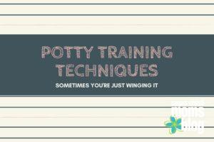 POTTY TRAINING TECHNIQUES- Corpus Christi Moms Blog
