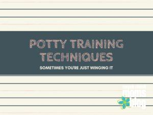 POTTY TRAINING TECHNIQUES- Corpus Christi Moms Blog