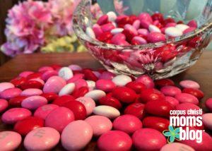 Candy M&Ms- Potty Training Reward- Corpus Christi Moms Blog