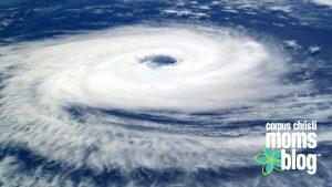 Hurricane Cyclone- Preparing the Family {Will a Hurricane Hit}- Corpus Christi Moms Blog