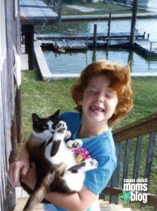 More than Rubble- Kitty Cat in Rockport- Corpus Christi Moms Blog