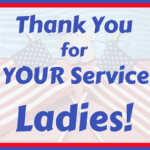 This Veterans Day: Thank the Ladies Too