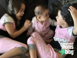 three girls- Corpus Christi Moms Blog