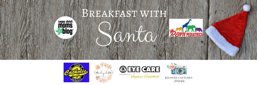 Announcement Header- Breakfast with Santa