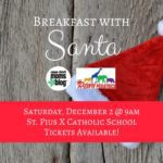 2017 Breakfast with Santa Announcement