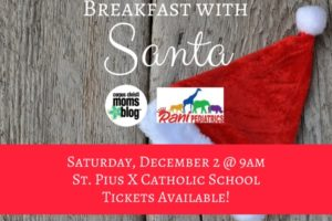 Featured Image- Breakfast with Santa