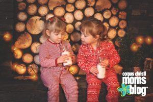 Breakfast with Santa- Girls- Corpus Christi Moms Blog