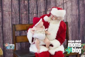 Breakfast with Santa- Baby- Corpus Christi Moms Blog