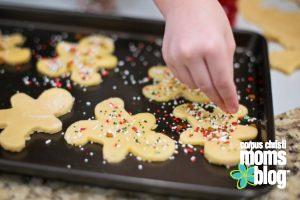 Christmas Cookies- Reliant Energy- Corpus Christi Moms Blog