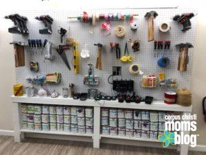 Board and Brush Tools- Corpus Christi Moms Blog