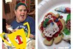 Joshua's Christmas Cookie