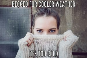 Too Cold- STX Winter Problems- Corpus Christi Moms Blog