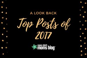 2017 Top Post- Corpus Christi Moms Blog
