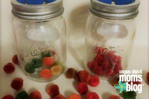 The Pom Pom Jar: A Simple Idea with BIG Results- Corpus Christi Moms Blog