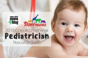 Pediatrician Guide- Featured Image- Corpus Christi Moms Blog