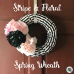 Spring Wreath: Awesome Project or Pinterest Fail?