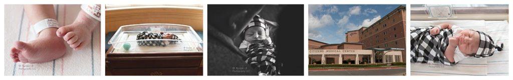 Fresh48 Newborn Hospital Sessions- Bumble-B Photography- Corpus Christi Moms Blog