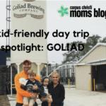 Goliad: A Kid-Friendly Day Trip Spotlight