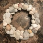 How to Make a Gorgeous Seashell Wreath for Under $5!