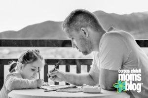 My Daughter Has Two Dads- Corpus Christi Moms Blog