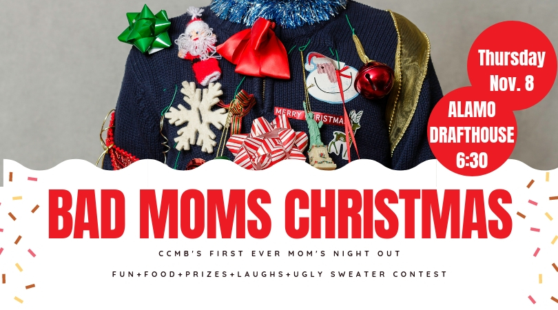 Bad Moms Christmas Poster.Mom S Night Out Bad Moms Christmas Is Almost Here
