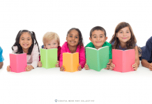 Raising Readers __ Featured Image __ Coastal Bend Mom Collective