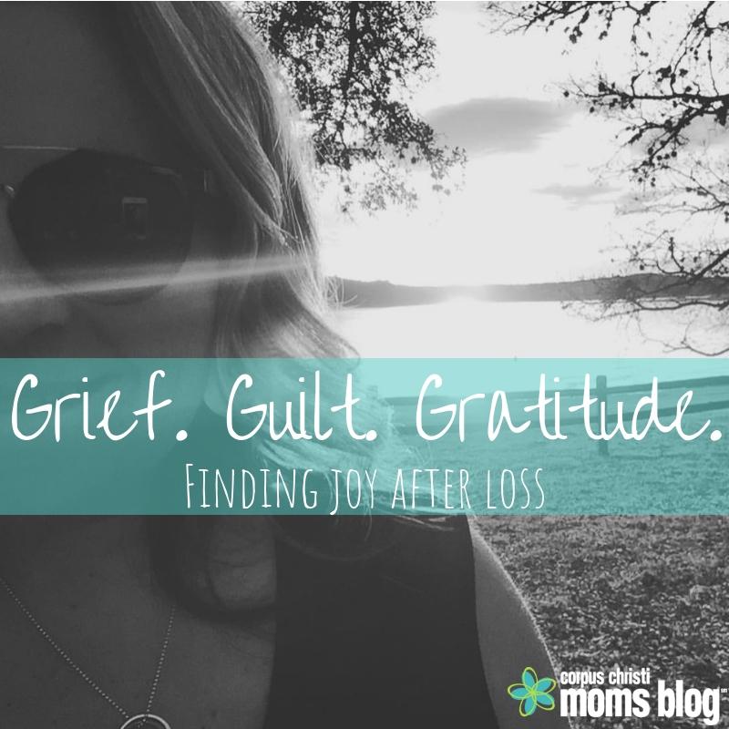 Grief.Guilt.Gratitude