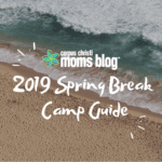 2019 Spring Break Camp Guide