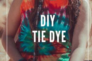 DIY Tie Dye (1)
