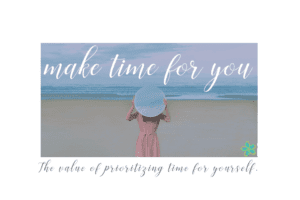 Make time for you__