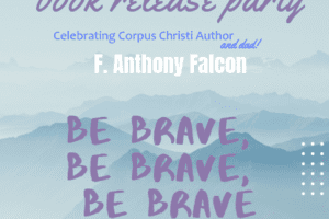Be Brave Book Release