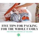 Five Packing Tips for the Whole Family