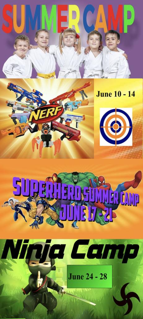 CC Family Martial Arts : Summer Camp