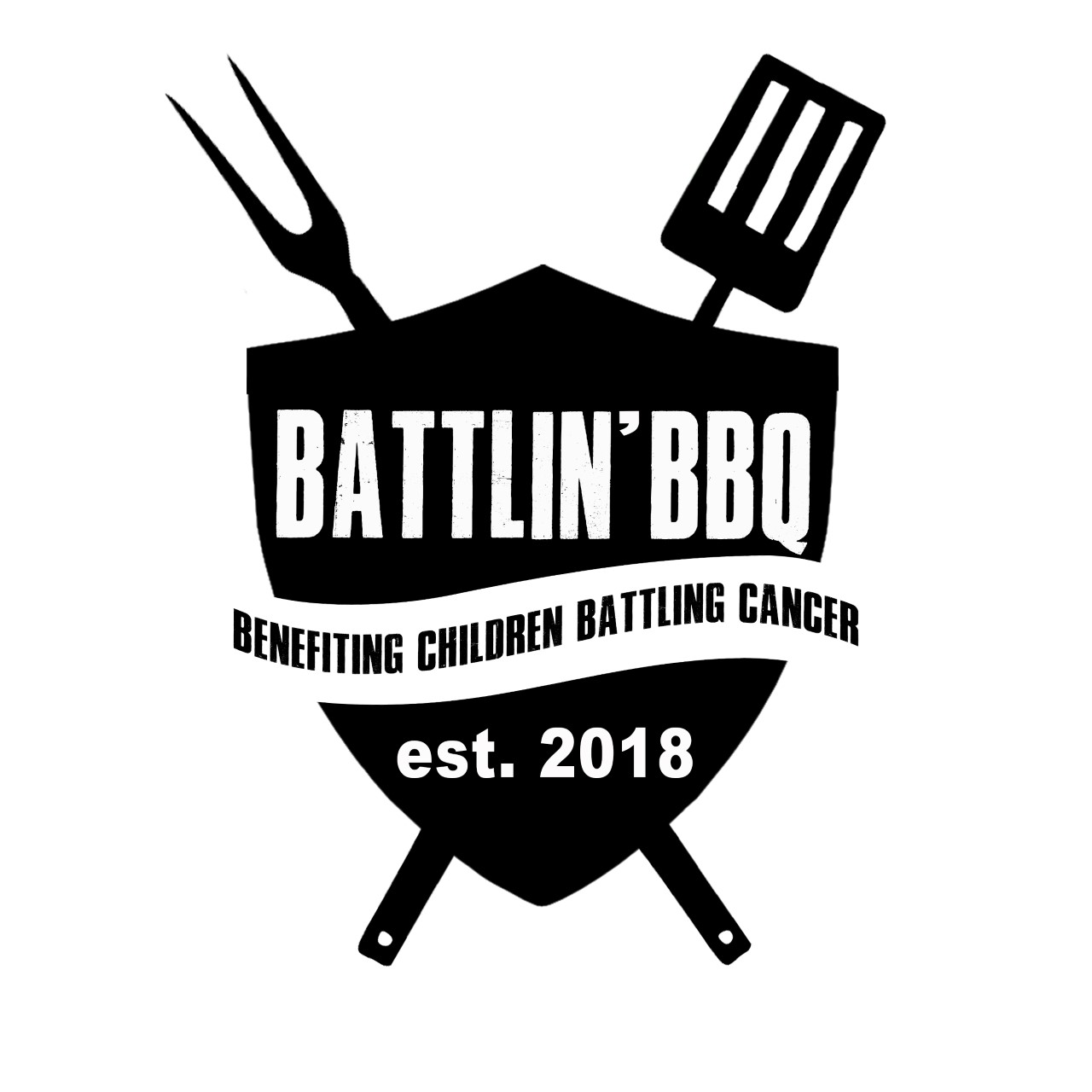 Battlin' BBQ Logo