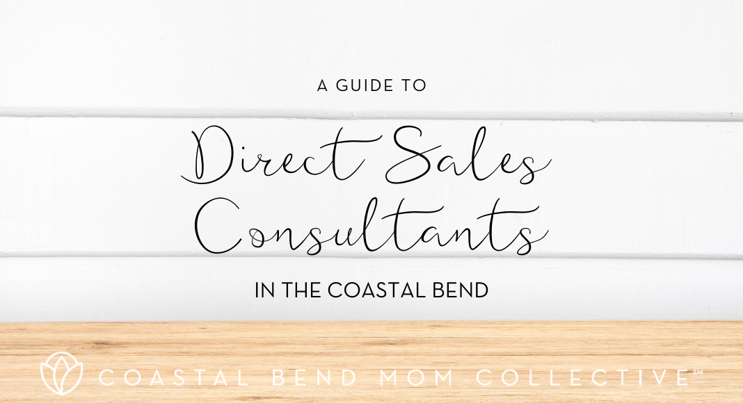 Direct Sales Consultants Guide __ Featured Image